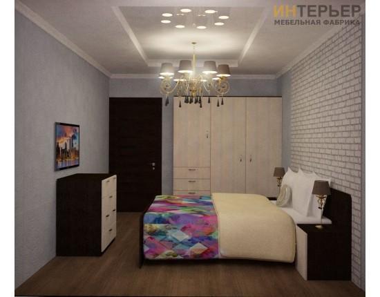 Купить мебель для спальной Сингл