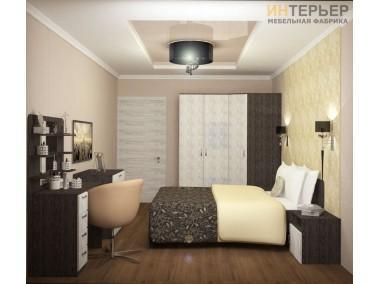 Комплект мебель для спальной Румба