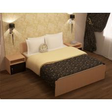 Кровать Румба Дуб выбеленный 2660-03