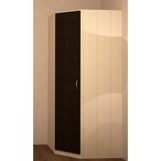 Шкаф угловой Румба Венге-Дуб выбеленный 2656-01