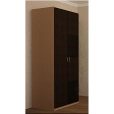 Шкаф прямой Румба Венге-Дуб выбеленный 2656-02
