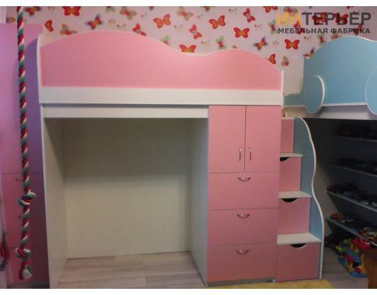 Купить Детская мебель на заказ. dmz-1002014 в Томске