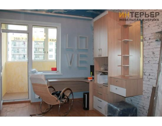 Купить Детская мебель на заказ. dmz-100205 в Томске