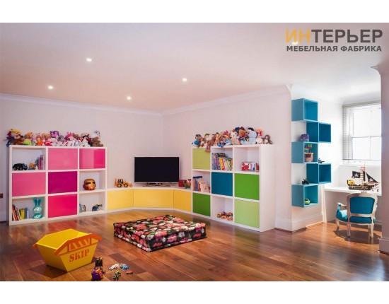 Купить Детская мебель на заказ. dmz-1002015 в Томске