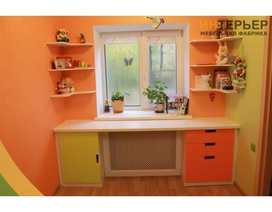 Купить Детская мебель на заказ. dmz-100206 в Томске