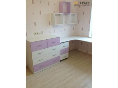 Детская мебель на заказ. dmz-100207