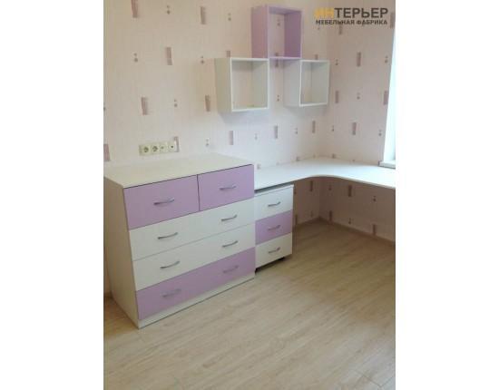 Купить Детская мебель на заказ. dmz-100207 в Томске