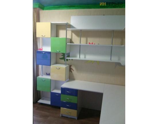 Купить Детская мебель на заказ. dmz-1002017 в Томске