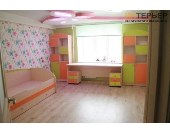 Купить Детская мебель на заказ. dmz-1002043 в Томске