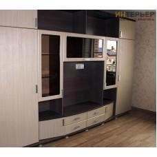 Гостиная на заказ 2800 мм. gnz-100324