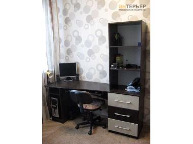 Компьютерный стол на заказ 1400 мм. ksz-100525