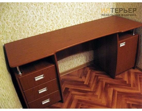 Купить Компьютерный стол на заказ 1500 мм. ksz-100526 в Томске