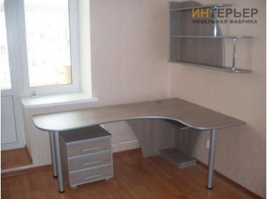 Компьютерный стол на заказ 1400*900 мм. ksz-100516