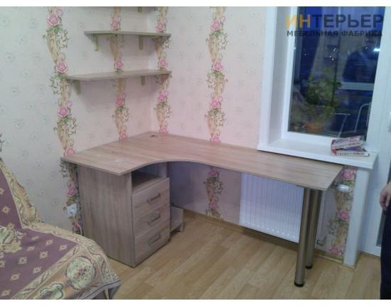 Купить Компьютерный стол на заказ 800*1600 мм. ksz-100538 в Томске
