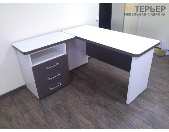Купить Компьютерный стол на заказ 1200*1400 мм. ksz-100541 в Томске