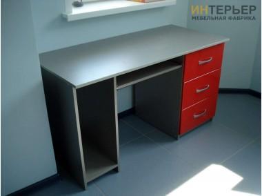 Компьютерный стол на заказ 1200 мм. ksz-100530