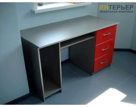 Купить Компьютерный стол на заказ 1200 мм. ksz-100530 в Томске