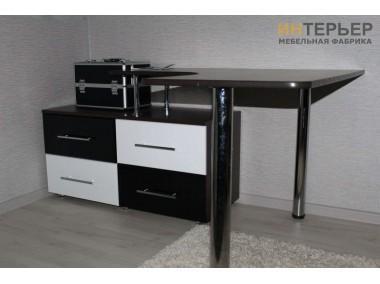 Компьютерный стол на заказ 1400 мм. ksz-100521