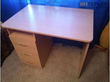 Компьютерный стол на заказ 1100 мм. ksz-100522