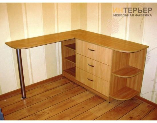 Купить Компьютерный стол на заказ 1200 мм. ksz-100532 в Томске