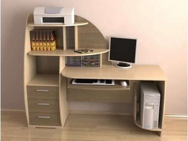 Компьютерный стол на заказ 1400 мм. ksz-100513