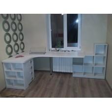 Компьютерный стол на заказ 1200*3100 мм. ksz-100535