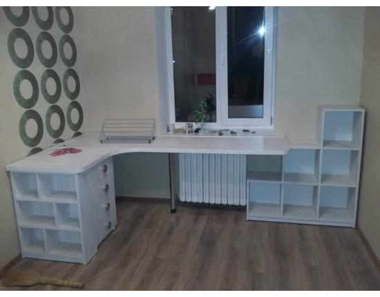 Купить Компьютерный стол на заказ 1200*3100 мм. ksz-100535 в Томске