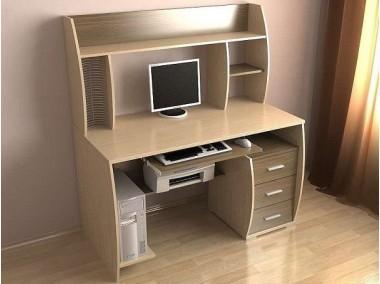 Компьютерный стол на заказ 1200 мм. ksz-100514