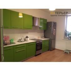 Кухня прямая МДФ на заказ 3400 мм. knzak-100072