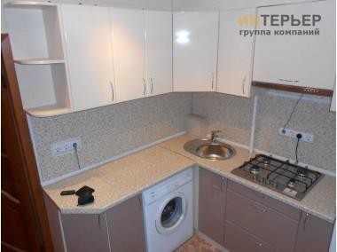 Кухня угловая МДФ на заказ 1800*1800 мм. knzak-100047