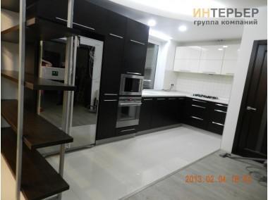 Кухня Угловая МДФ на Заказ 4000 мм knzak-100092