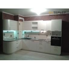 Кухня угловая МДФ на заказ 1700*3000 мм. knzak-100061