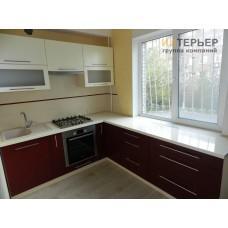 Кухня Угловая МДФ на Заказ 2200*2200мм knzak-100116