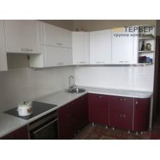 Кухня угловая МДФ на заказ 2200*1900 мм. knzak-100049