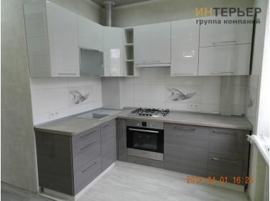 Кухня Угловая МДФ на Заказ 1800*2000 мм knzak-100107