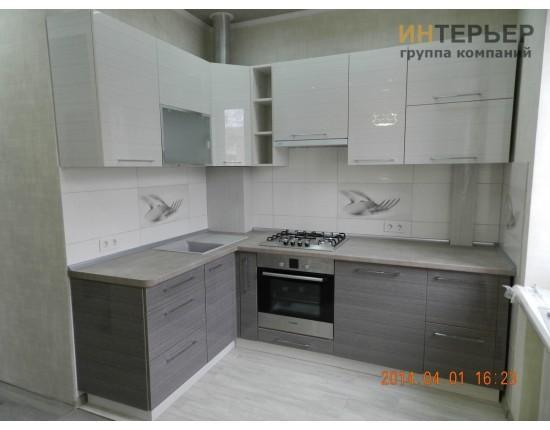 Купить Кухня Угловая МДФ на Заказ 1800*2000 мм knzak-100107 в Томске