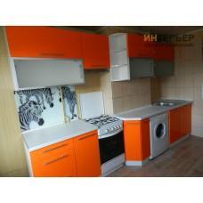 КухняПрямая МДФ на Заказ 2600мм knzak-100085