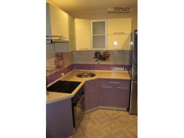Кухня угловая МДФ на заказ 1750*1450 мм. knzak-100050