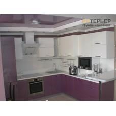Кухня угловая МДФ на заказ 2500*2300 мм. knzak-100062
