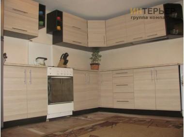 Кухня угловая МДФ на заказ 2600*2000 мм. knzak-100021