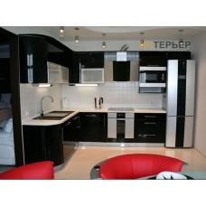 Кухня угловая МДФ на заказ 2100*2400 мм. knzak-100039