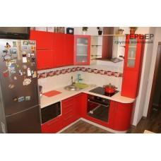 Кухня угловая МДФ на заказ 1700*1500 мм. knzak-100052