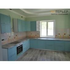 Кухня Угловая МДФ на Заказ 2000*4000 мм knzak-100109