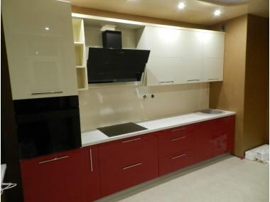 Кухня Прямая МДФ на Заказ 2800 мм knzak-100077