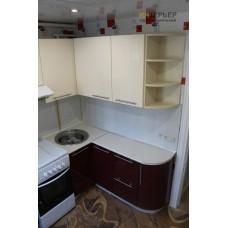Кухня угловая МДФ на заказ 1700*1700 мм. knzak-100053