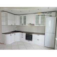 Кухня угловая МДФ на заказ 1750*3250 мм. knzak-100055