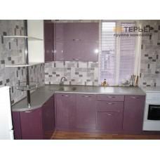 Кухня угловая МДФ на заказ 1500*2300 мм. knzak-100044