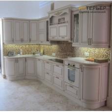 Кухня угловая патенированая на заказ 1650*3150 мм. knzak-100056