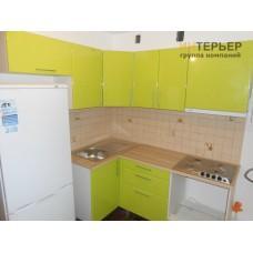 Кухня угловая МДФ на заказ 1800*1800 мм. knzak-100045