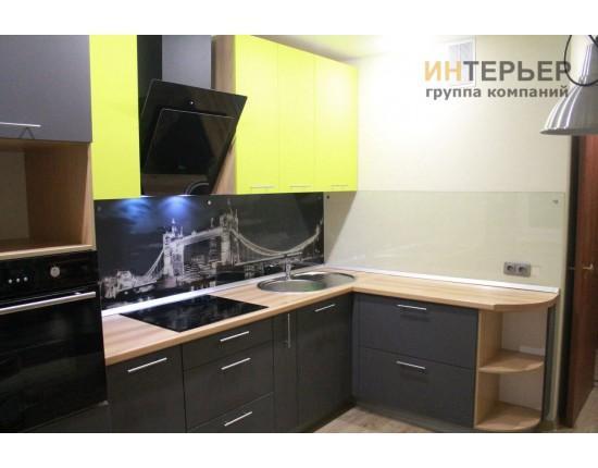 Купить Кухня угловая ЛДСП на заказ 2600*1700 мм. knzak-100058 в Томске